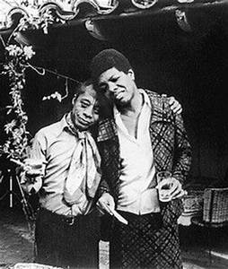 Maya Angelou married Paul du Feu and moved with him and ...