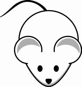 Black Mouse Clipart - Clipart Suggest