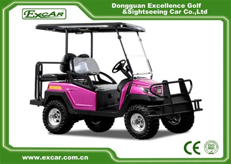 350a Electric Off Road Golf Cart With Usa Trojan Battery