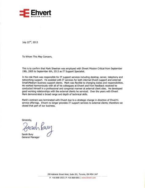 sample cover letter    employer