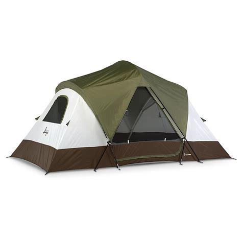marque canap slumberjack 8 person c tent 222353 dome tents at