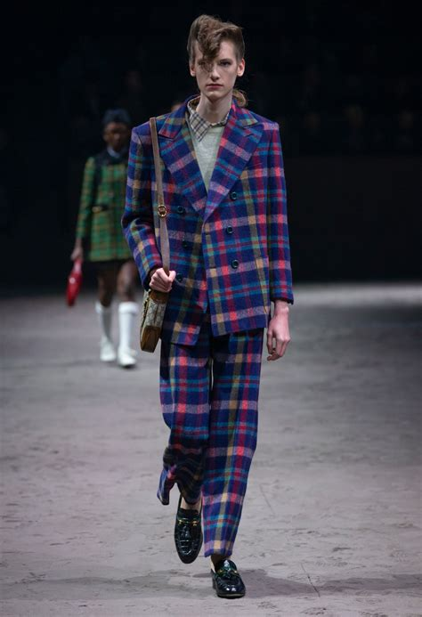 gucci fall winter mens collection skinny beep
