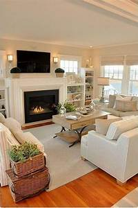 12, Simple, Cozy, Living, Room, Decor, Ideas, For, Your, Apartment