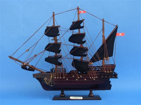 Biggest Pirate Ships In The World by Buy Wooden Henry Avery S The Fancy Model Pirate Ship 14 Inch