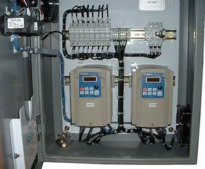 Variable Frequency Drive Or Vfd