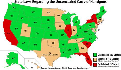 Florida Carry Action Alert Open Carry Bill In Committee