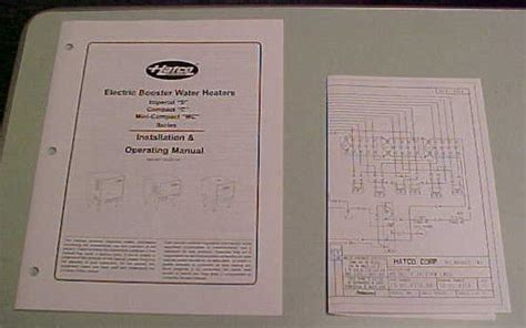 Hatco Heat L Manual hatco booster heater wiring diagram hatco booster parts