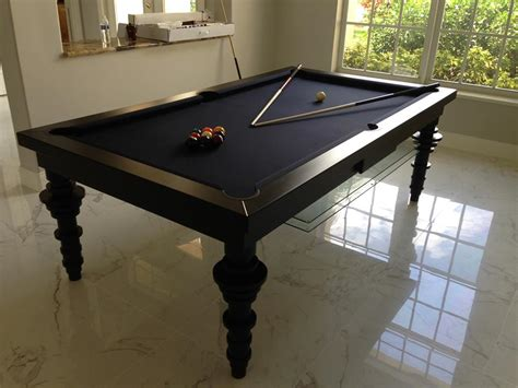 pool table dining room table contemporary convertible pool tables dining room pool
