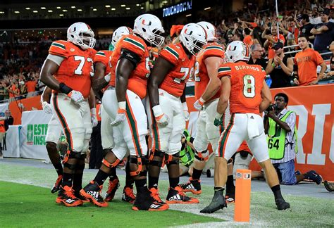 miami hurricanes  wide receivers  step