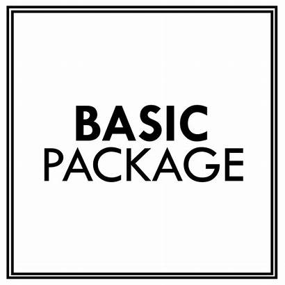 Basic Package Includes