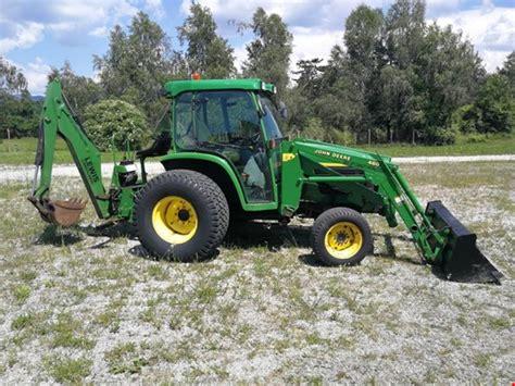 Deere 4610 Traktor Gebraucht Kaufen Auction Premium