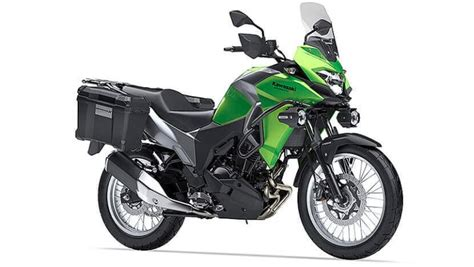 Kawasaki Versys X 250 Picture by Kawasaki Versys X 300 Touring Motorcycle Launched In India