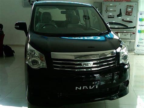Toyota Nav1 Picture by Toyota New Nav1 Ini Tetap Mengandalkan Mesin 1 987 Cc