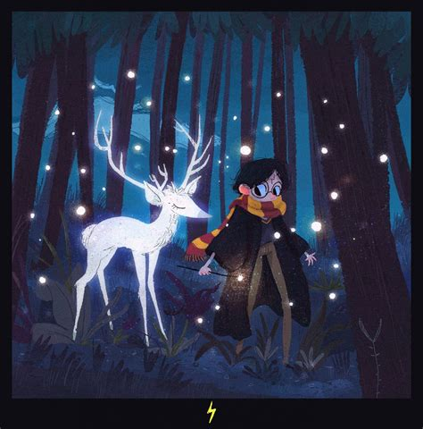 happy birthday harry potter spirit of magic in digital