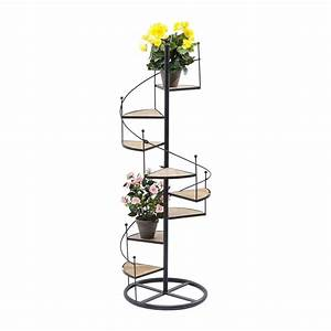 Etagere Escalier But : etag re escalier spirale 120cm kare design ~ Teatrodelosmanantiales.com Idées de Décoration