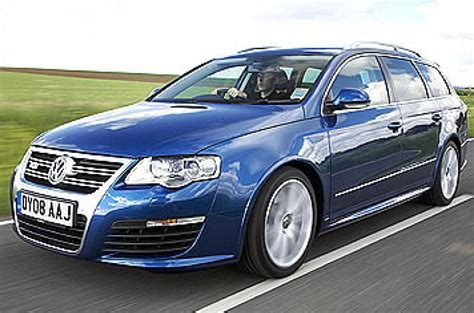 Volkswagen Passat R36 Estate review | Autocar