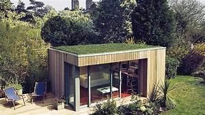 installer un bureau dans son jardin seduisant mais complique With bureau de jardin design
