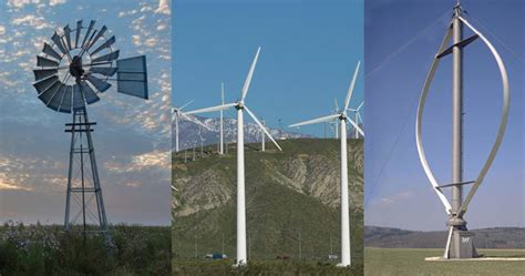 What Type Of Energy Does A Windmill Use? How Is It