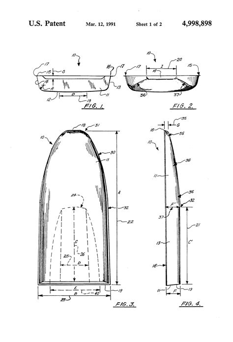 Airboat Drawings by Free Airboat Hull Plans Boat Plans