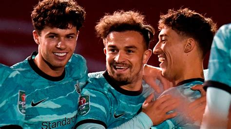 Carabao Cup: Liverpool, Man City, Aston Villa Cruise Into ...