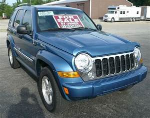 Find Used 2005 Jeep Liberty Limited Sport Utility 4x4 2 8l