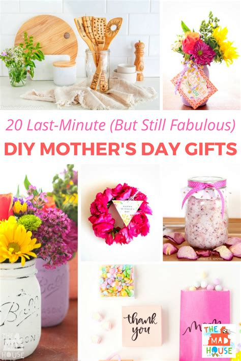 36 s day gifts and 20 last minute but still fabulous diy 39 s day gift