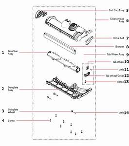 34 Dyson Animal Parts Diagram Dc25