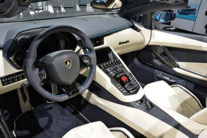 lamborghini aventador s roadster interior 2018 lamborghini aventador s roadster specifications price new features super car guru