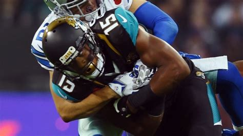Jaguars place rookie WR Robinson on injured reserve with ...