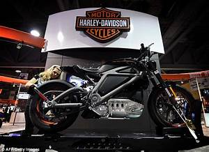 Harley Davidson Aim To Sell Electric Motorcycles Within 5