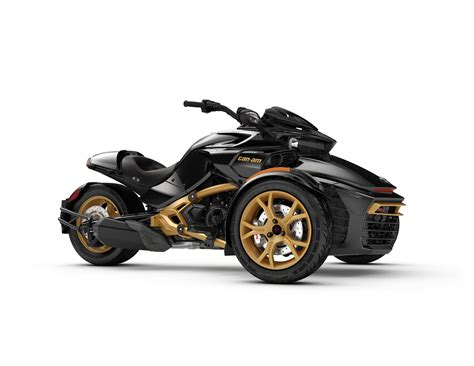2018 Can-am Spyder F3-s Review • Total Motorcycle