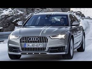 2017 Audi A6 Allroad Quattro Test Drive - YouTube  2017