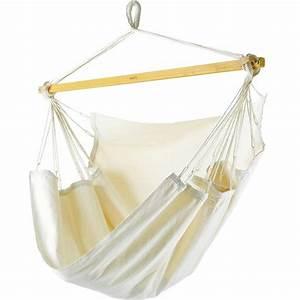 Chaise Leroy Merlin : chaise suspendue sofa jobek ecru leroy merlin ~ Melissatoandfro.com Idées de Décoration
