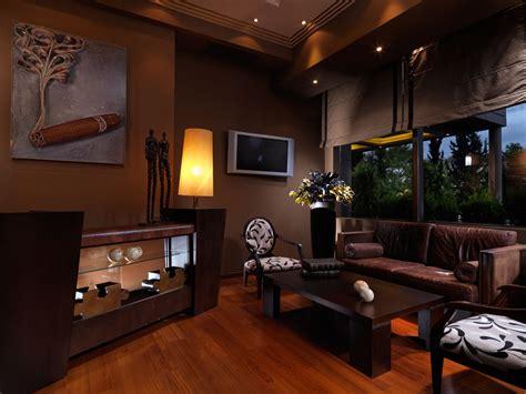 Cigar Lounge Divani Caravel Athens Greece