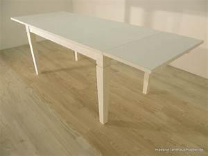 Tisch Weiß Rund Ausziehbar : massive landhausm bel 100 tisch wei ausziehbar ~ Bigdaddyawards.com Haus und Dekorationen