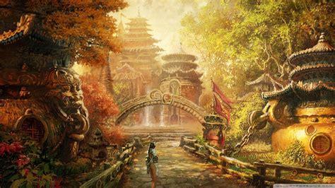 Permalink to Fantasy Art Desktop Wallpaper