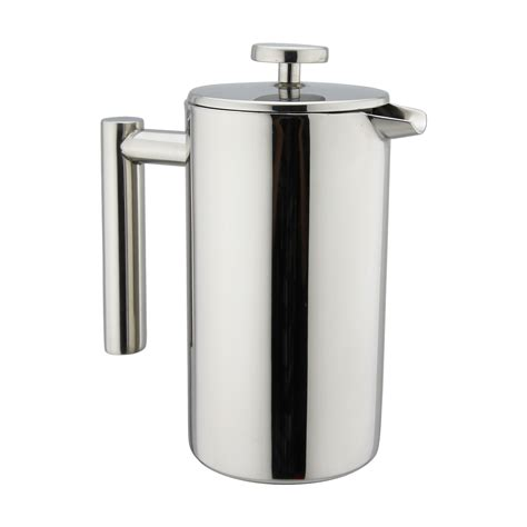 8cup Stainless Steel French Press Kuissential