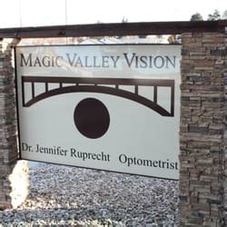 magic valley vision pllc optometrists 1952 ave
