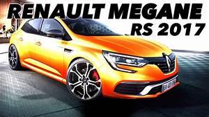 Renault Mégane 4 Rs : tout savoir sur la future renault megane 4 rs 2017 youtube ~ Medecine-chirurgie-esthetiques.com Avis de Voitures