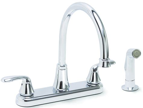 Sink Faucets And More by Best Kitchen Sink Faucets Single Two Handle White