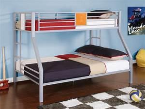 Lit 2 places mezzanine un equipement tres fonctionnel for Tapis moderne avec canape transformable en lit superpose