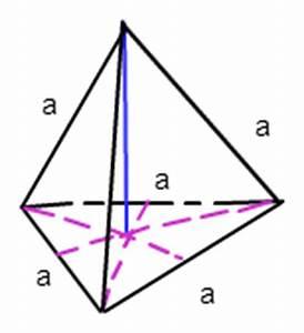 Seitenhalbierende Berechnen : das tetraeder wird von 4 gleichseitigen zueinander kongruenten dreiecken begrenzt ~ Themetempest.com Abrechnung