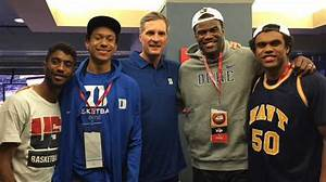 Duke offers full ride to David Robinson's son | NCAA ...
