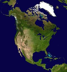 NASA Satellite Map - Pics about space