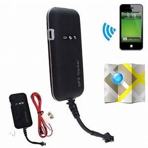 Gps Tracker Car Vehicle Motorcycle Truck Realtime Gprs Gsm