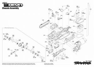 7105 Chassis Exploded View  1  16 E  Titan