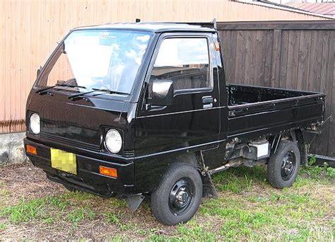 mitsubishi mini truck bed size mitsubishi minicab truck 4wd 1988 used for sale