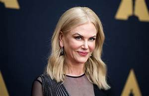 Nicole Kidman wants the US to get behind Donald Trump