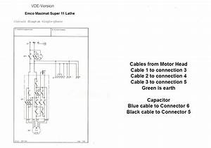 Help With Electrics On Emco Fb Table