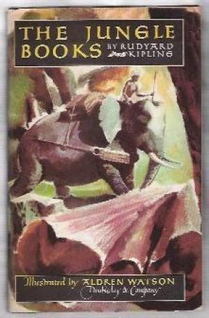 jungle books volume   rudyard kipling